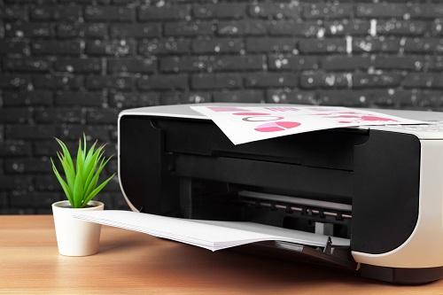 Imprimante pour étiquette autocollante